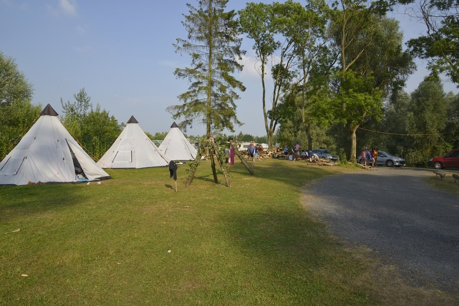 Camping les evo ches accueil de groupes - Camping le port cheri ...